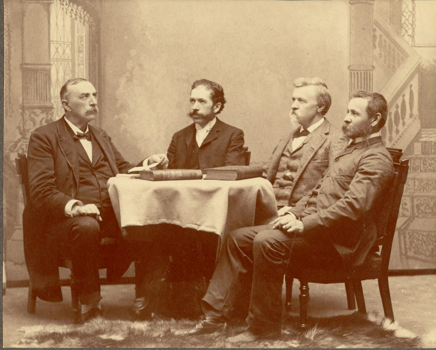 WHM Founders (January 23, 1875)